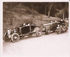 the original stuff Classic Hot Rod, Classic Cars, Old Hot Rods, Traditional Hot Rod, Old Fords, Kustom Kulture, Vintage Race Car, Street Rods, Old Pictures