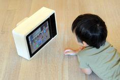 iPad as Retro TV