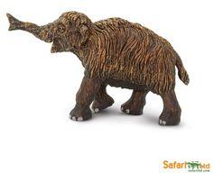 Wild Safari Woolly Mammoth Baby