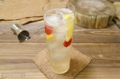 John Collins – klasyczny drink na bazie ginu