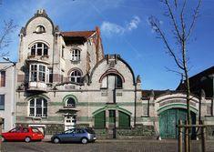 Beelden - Beeldbank - Inventaris Onroerend Erfgoed. villa Beauval