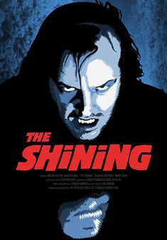 Edward Brown-Greaves - The Shining - Kubrick et le web The Shining Poster, Stanley Kubrick The Shining, Scatman Crothers, Tv Movie, Stephen King, Minimal Movie Posters, Movie Poster Art, Western Movies, Minimalist Movie Posters