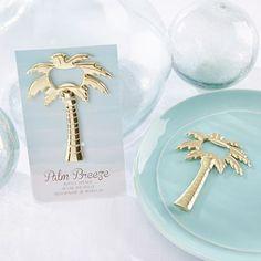 Le décapsuleur palmier cadeau invités