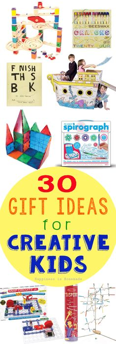 30+ Gift Ideas for C