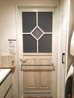 賃貸OK!気に入らないドアは、リメイクしてお気に入りにしちゃおう♬|LIMIA (リミア)