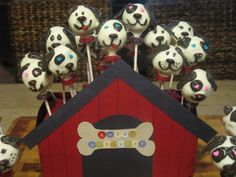 puppy cake pops - Google Search