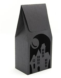 bag haunted house  32473------------------------------------------Silhouette Online Store - View Design #32473: bag haunted house