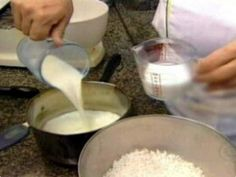 Sorvete de Tapioca | Doces e Sobremesas | Mais Você | Receitas.com