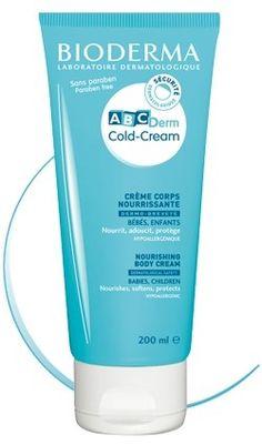 Bioderma ABCDerm Cold Cream Body 200 ml- Besleyici vücut kremi