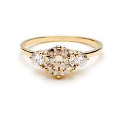 Brides.com: . 18. A diamond's color rating isn't usually visible to the naked eye. A structurally perfect diamond has no color at all — like a drop of water — and as a result, color has a huge impact on price. Diamonds are ranked from category D (colorless) all the way down to Z, though you often can't see the variation with your naked eye. Since color differences aren't often noticeable to the untrained eye, they're a painless place to save money by going down a bit in colorlessness. So…