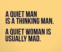 How true.