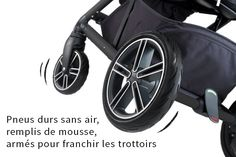 Poussette Nuna Mixx grand confort 4 roues compatible avec nacelle, siège-auto - Nuna Showroom, Baby Strollers, 4 Wheelers, Baby Prams, Strollers, Fashion Showroom, Stroller Storage
