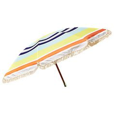 This 1.6m beach umbrella is a great way to beat the hottest of the aussie sun this summer when you are out and about. Covered in a UPF 50  material...