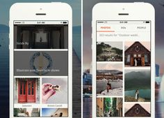 This app aims to inspire your creativity by giving you photo challenges.