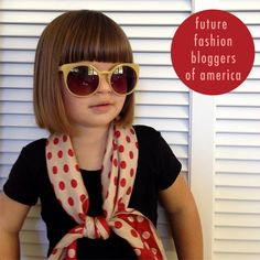 Future Fashion Bloggers of America (And my April shopping favorites...)