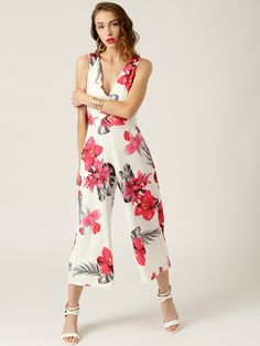 Where To Buy Only Printed Jumpsuit Women Pink Buy Cheap Latest Collections Buy Cheap Good Selling Sale Visit Discount Latest I7sNxHKq