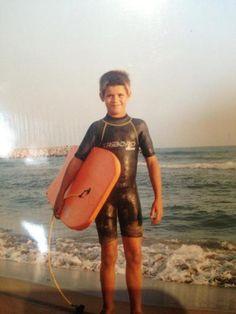 Surfista.