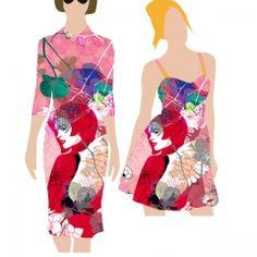 design de imprimeuri textile - opium Textiles, Service Design, Pajama Pants, Pajamas, Branding, Summer Dresses, Store, Fashion, Pjs