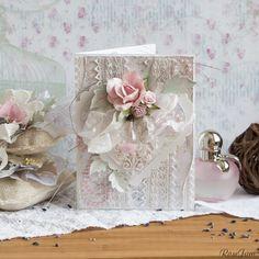 Shabby chic: Вдохновение: Валентинки в стиле шебби шик