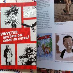 """my story as a comic: En el catálogo """"Vinyetes: història del còmic en ca..."""