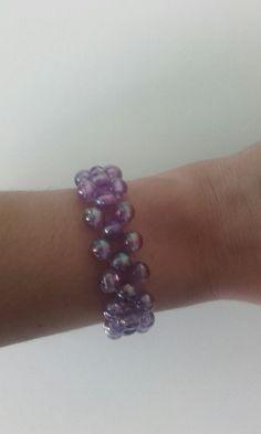 Purple Basic Bracelet