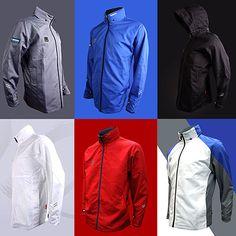 MOOTO Wing Jacket S2 Navy Team Patch Style training TKD TaeKwonDo uniform