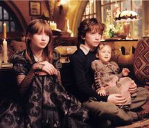 A Series of Unfortunate Events- Lemony Snicket