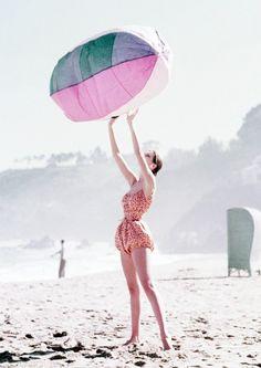 RICHARD RUTLEDGE Vogue December 1952