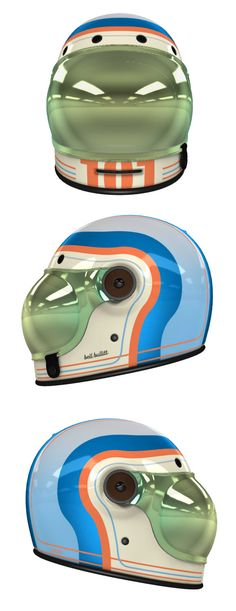The smoothest way design and get custom paint on your new motorcycle helmet Design de capacete de motocicleta Bell Bullitt personalizado na Helmade Triumph Motorcycles, Cool Motorcycles, Motorcycle Helmet Design, Scooter Motorcycle, Motorcycle Paint, Buy Bicycle, Kids Bicycle, West Coast Choppers, Road King