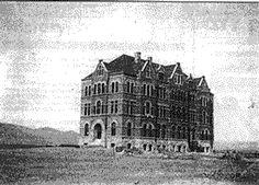 Montana Wesleyan University, Helena, Montana, 1889-1923; merged with College of Montana to form Intermountain Union College