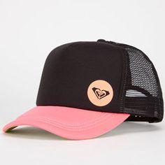 82144369ea5dd ROXY Truckin Womens Trucker Hat Gorras Roxy