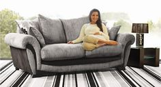 Left Hand Facing 1 Seater Right Chaise Elise