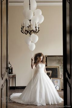 Pronuptia 2011 Wedding Dresses | Féerie Collection | Wedding Inspirasi