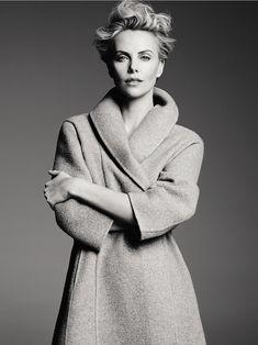 Charlize Theron by Karim Sadli for Parfums Christian Dior