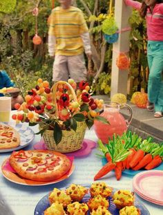 SPRING Loaded Backyard Easter Kids Party And Egg Hunt Ideas Go Kid Yourself
