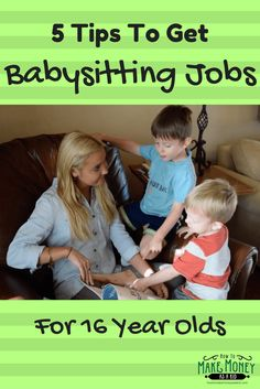 find a babysitting job in my area