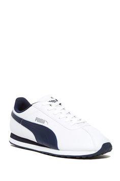 Puma Turin: White/Blue