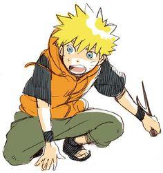 Naruto Uzumaki I almost thought this was Mikey