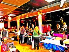 Ein toller Flohmarkt in Bremens Viertel