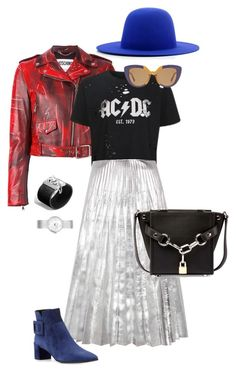 Untitled #221 by lea-monrad-post on Polyvore featuring polyvore, fashion, style, Moschino, Gucci, Roger Vivier, Alexander Wang, John Hardy, Dior Timepieces, Études, Marni, Topshop and clothing