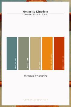 Movie Color Palette, Colour Pallette, Color Palate, Pantone, Wes Anderson Color Palette, Dining Room Paint Colors, Moonrise Kingdom, Social Art, Graphic Design Layouts