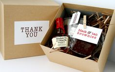 groomsman kit - a way to say thanks, that they might actually like!