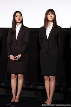 新木 優子。岡本杏理