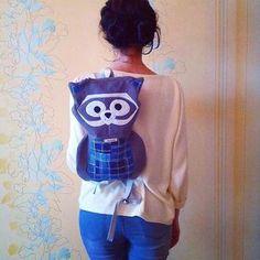 Детский рюкзак Енотик