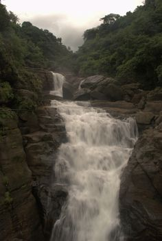 Waterfall on the way toward Dawki. Beautiful World, Beautiful Places, Today India, Northeast India, Shillong, Incredible India, Amazing, Tourist Places, Travel Info