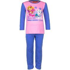 Paw Patrol Kinder Pyjama - Skye & Everest (Roze/Blauw)