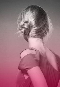 Inspirations cheveux attachés | Look Mariage | Queen For A Day - Blog mariage