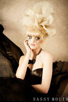 Glamour Photography Avant Garde Hair Photo Shoot {Beauty Entourage & Salon Alexander – The Sassy Space – Meriden, CT} Sassy Mouth Photography | Sassy Mouth Photography {The Blog}