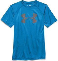 Under Armour, T-shirt, UA Tech, Turkos