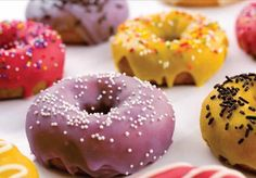 Flavored Donut Icing Recipe - Monin